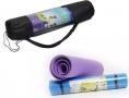 Thảm Tập Yoga Pvc 173X61X0,5Cm Dày 5 Ly Kèm Túi Đựng Thảm
