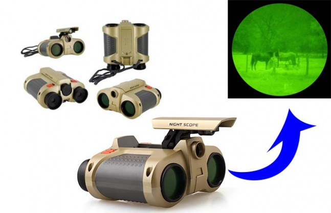Ống Nhòm Ban Đêm Night Scope