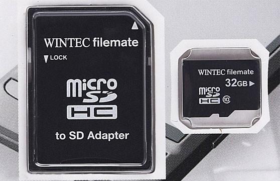 Thẻ Nhớ Wintec Microsd 8G Class 10 Chính Hãng