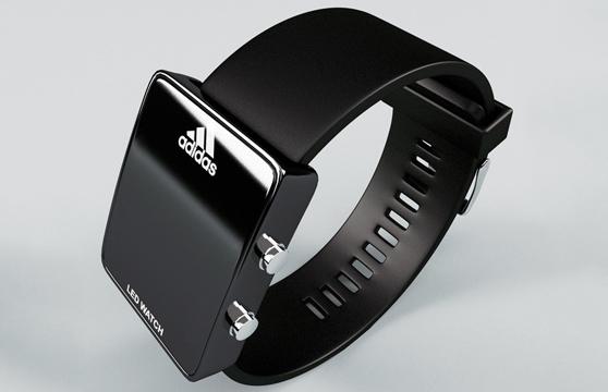 Đồng Hồ Led Adidas - Nike Thời Trang