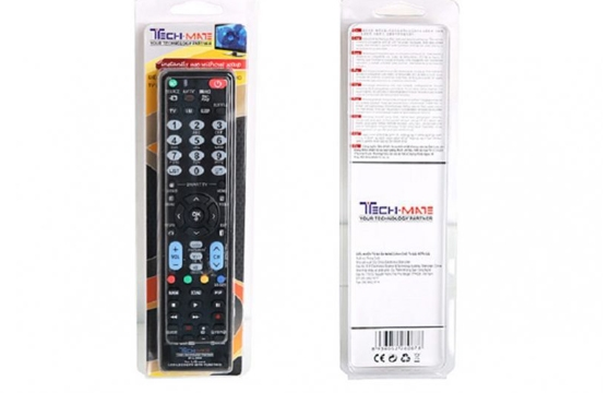 Remote Tivi Samsung Techmate Rctv-Ss Đa Năng