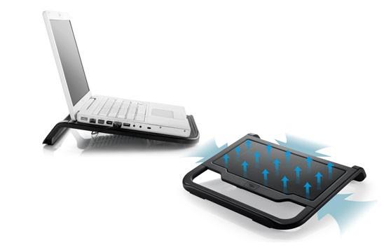 Đế Tản Nhiệt Laptop Deepcool N200 Chính Hãng