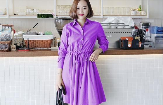 Đầm Sơ Mi Tira-1081
