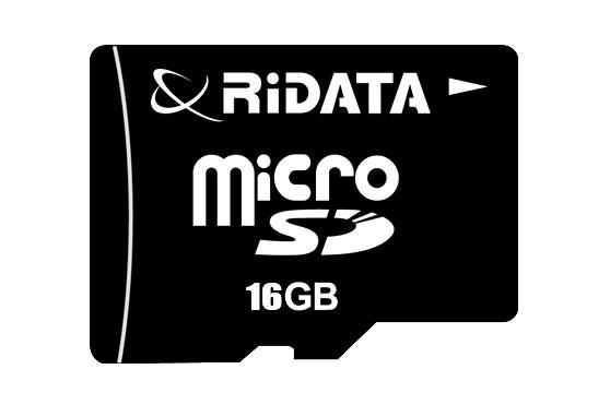 Thẻ Nhớ 16G Microsd Ridata Class 10