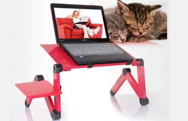 Bàn Xoay Tản Nhiệt Laptop Đa Năng Tiện Dụng