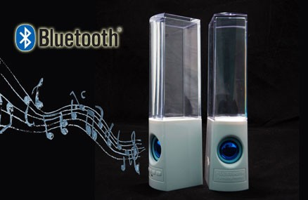 Loa Nhạc Nước Bluetooth Water Dance 3D