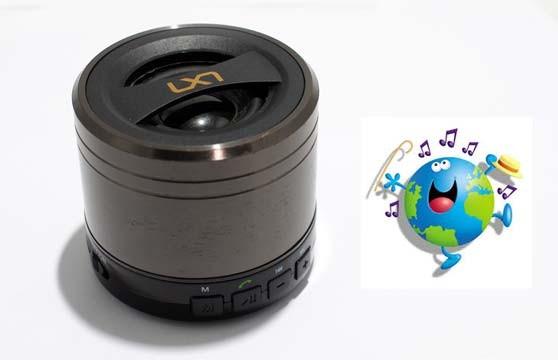 Loa Nghe Nhạc Bluetooth Lx-839