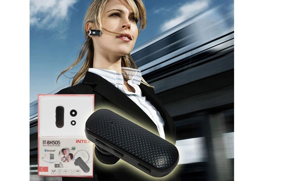 Tai Nghe Bluetooth Intex It-Bh505 Chính Hãng