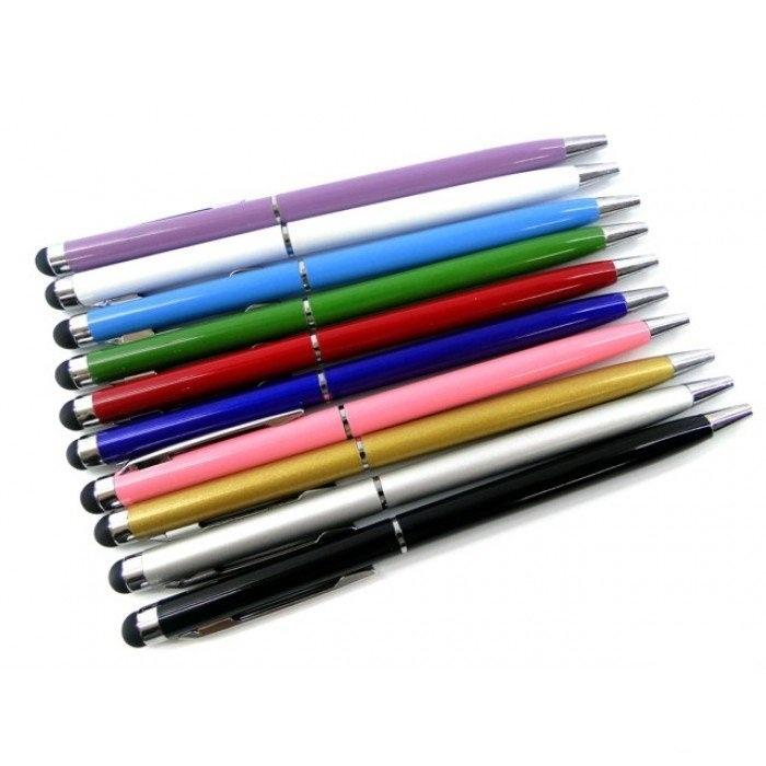 Bút Cảm Ứng Dùng Cho Điện Thoại, Ipad 1 Đầu Viết Được