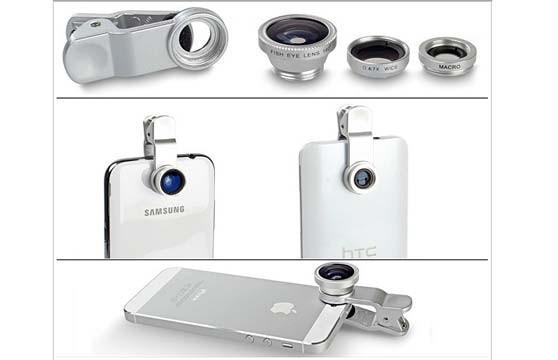 Ống Kính Điện Thoại Rời Dành Cho Smartphone