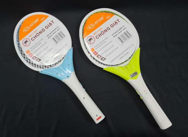 Vợt Bắt Muỗi Keyang Chống Giật  Ky-3025 Hình Nắm Đấm