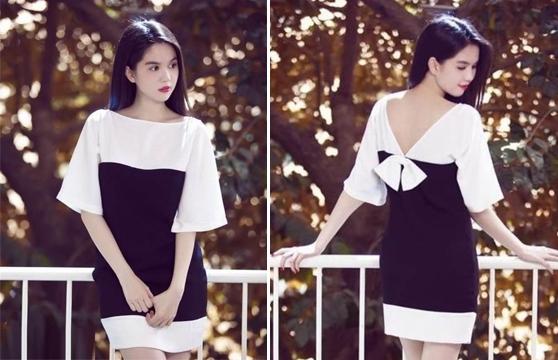 Đầm Suông Ngọc Trinh