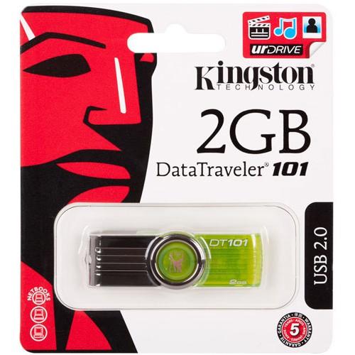 Usb Kingston DT101 G2 2Gb