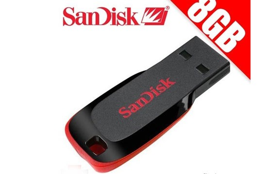 Usb Sandisk 8Gb Chính Hãng