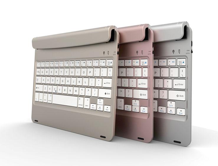Bàn Phím Bluetooth Không Dây Cho IPad Air / Air 2 / Air 3, New Ipad, Ipad Pro Cao Cấp