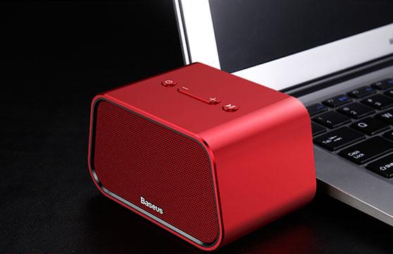 Loa Bluetooth Baseus Encok E02 Mini Đa Năng