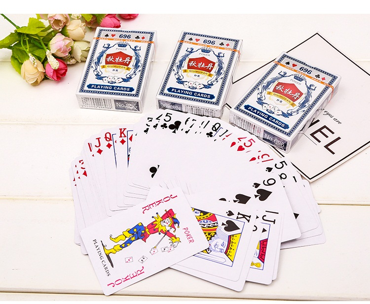 Bộ Bài Tây 696 Poker