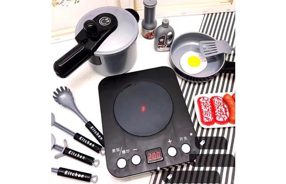 Bộ Đồ Chơi Nhà Bếp Nấu Ăn Cho Bé 36 Món