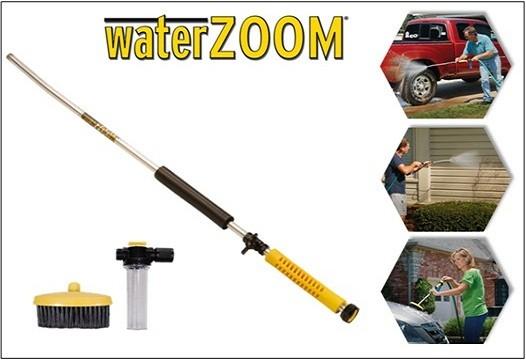 Bộ Dụng Cụ Phun Nước Cực Mạnh Water Zoom