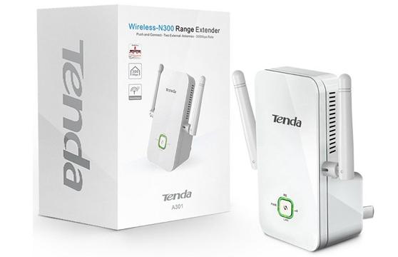 Bộ Kích Sóng Wifi Tenda A301 Chính Hãng