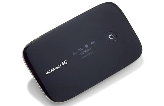 Bộ Phát Wifi Di Động 3G,4G Softbank 102Hw Có Lcd