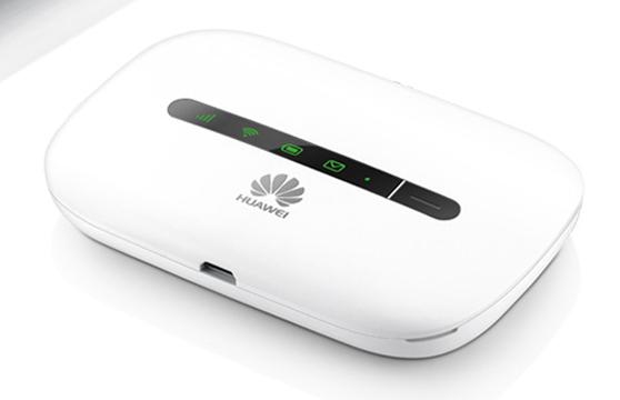 Bộ Phát Wifi Di Động Từ Sim 3G,4G Huawei E5330