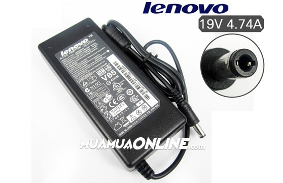 Bộ Sạc Laptop Adapter Lenovo 19V 4.74A