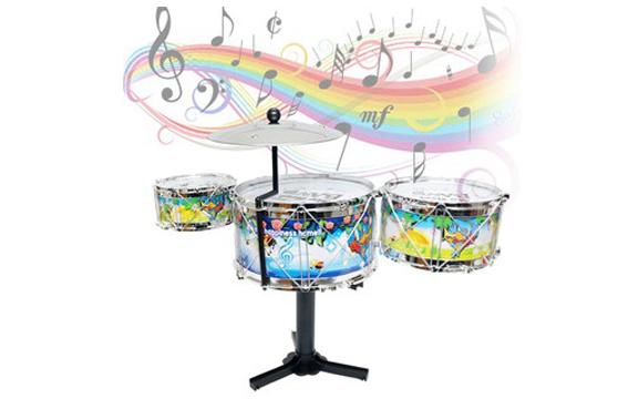 Bộ Trống Jazz Drum 3 Trống Cao Cấp Cho Bé