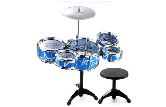 Bộ Trống Jazz Drum 5 Trống Cho Bé
