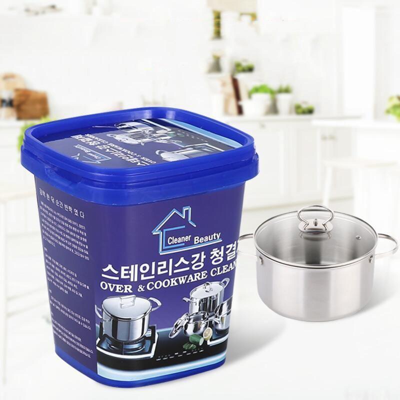 Kem Tẩy Rửa Đa Năng Đánh Sạch Vết Bẩn 500g (Xanh)