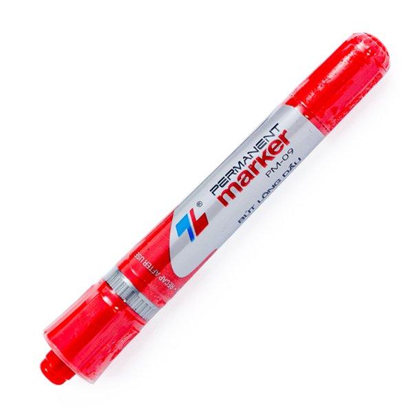 Bút Lông Dầu Thiên Long PM-09 Đỏ