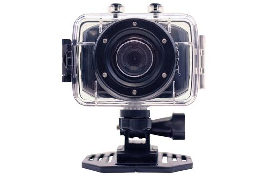Camera Hành Trình Thể Thao 3Sixt 1080 1.5 Inch Screen Chống Nước