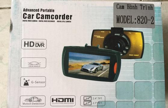 Camera Hành Trình Xe Hơi 820-2