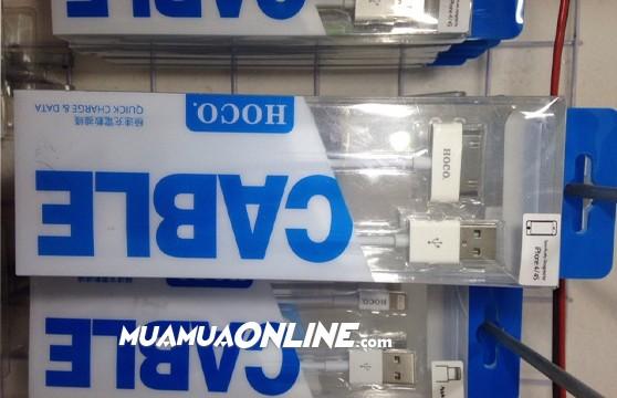 Cáp Sạc Hoco Iphone Chính Hãng (3, 3S, 4, 4S)