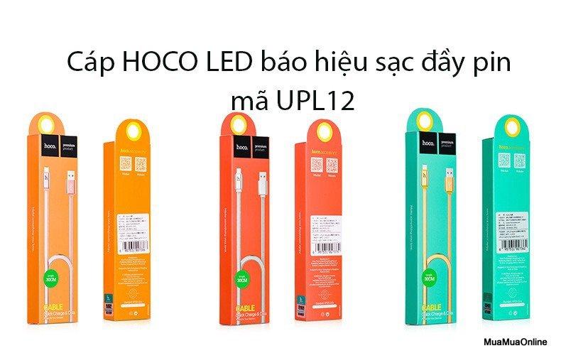 Cáp Sạc Hoco Upl12 120Cm Cho Iphone