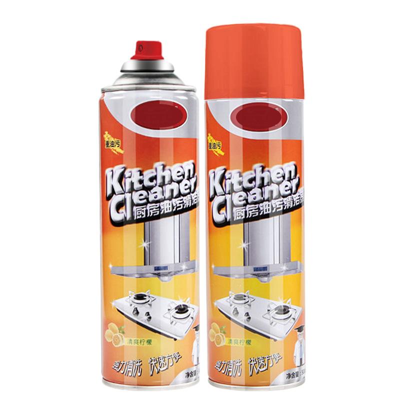 Chai Xịt Bọt Tuyết Tẩy Rửa Nhà Bếp Đa Năng Kitchen Cleaner 500ml