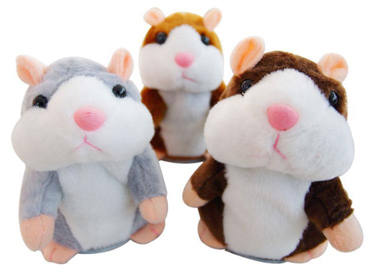 Chuột Hamster Biết Nhại Tiếng Nói Vui Nhộn Cho Bé