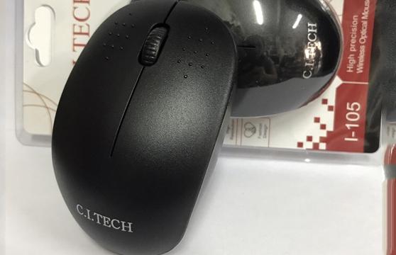 Chuột Không Dây C.i.tech L-105