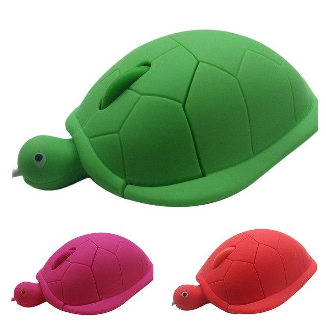 Chuột Máy Tính Có Dây Hình Rùa Độc Đáo