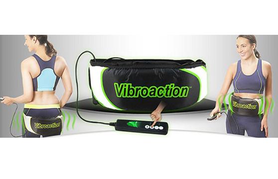 Đai Massage Thon Gọn Bụng Vibroaction