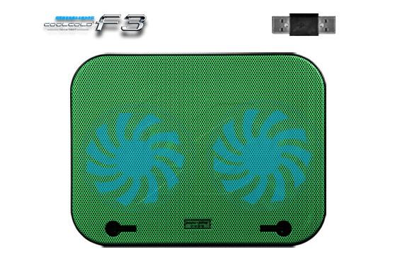 Đế Tản Nhiệt Laptop Nâng Popu-Pine F3