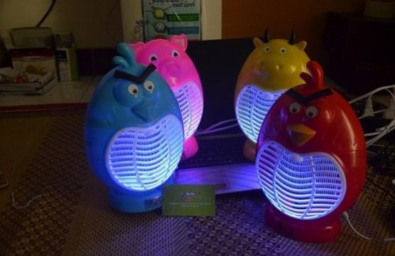 Đèn Bắt Muỗi Hình Thú Lớn Có Quạt Hút Muỗi Tiện Dụng