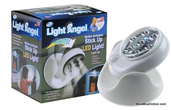 Đèn Cảm Ứng Hồng Ngoại Thông Minh Light Angel Tư Động Sáng Khi Có Người