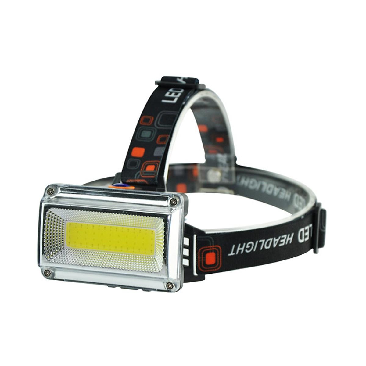 Đèn Pin Đội Đầu  6653B Siêu Sáng 4 Chế Độ