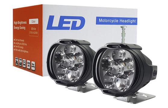Đèn Xe Máy L3C Trợ Sáng Cao Cấp