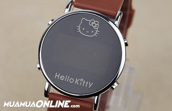 Đồng Hồ Led Hello Kitty Thời Trang