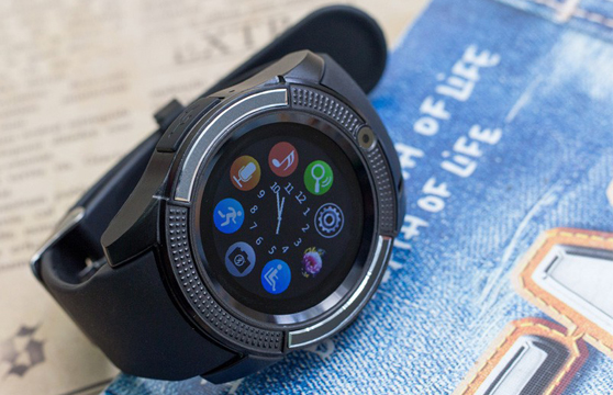 Đồng Hồ Thông Minh Smartwatch V8S Chính Hãng