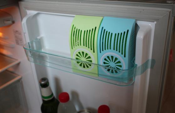 Hộp Khử Mùi Tủ Lạnh / Ô Tô Than Hoạt Tính Cao Cấp
