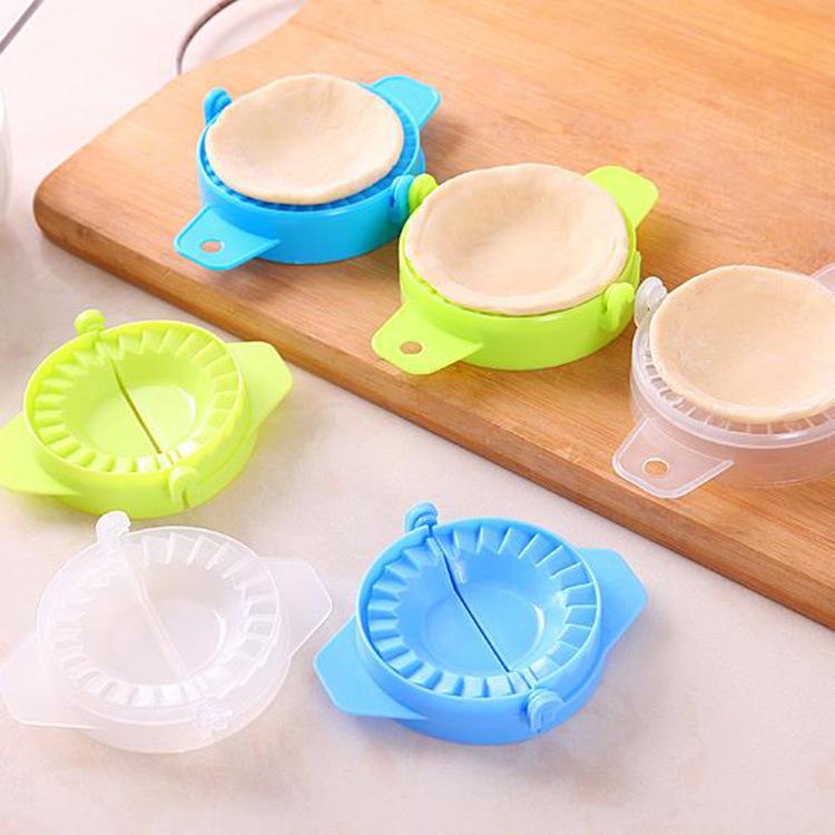 Khuôn Làm Bánh Xếp, Sủi Cảo, Bánh Bao, Bột Lọc Tiện Lợi