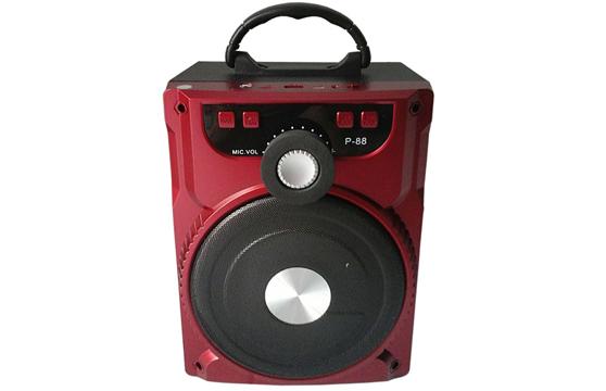 Loa Bluetooth Karaoke Xách Tay Di Động P88 Tặng Kèm Mic Cực Hay